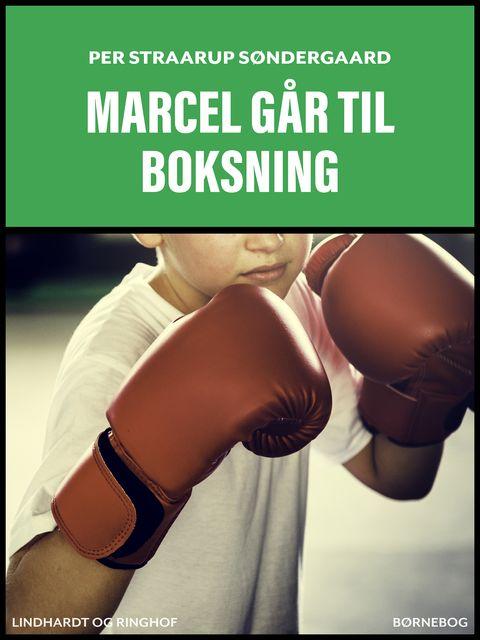 Marcel går til boksning - Maneno
