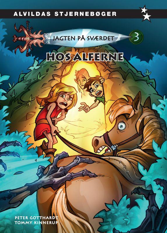 Jagten på sværdet #3: Hos alferne - Maneno
