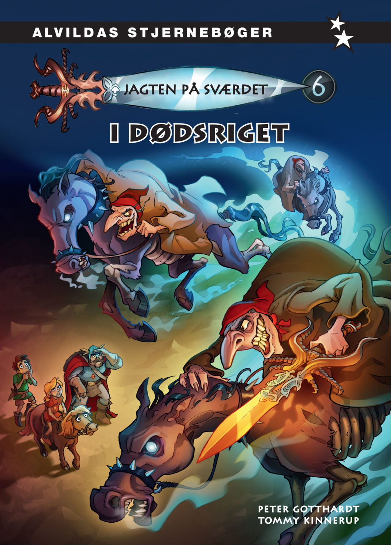 Jagten på sværdet #6: I dødsriget - Maneno