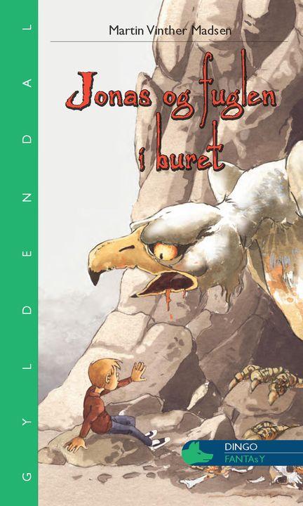 Jonas og fuglen i buret - Maneno