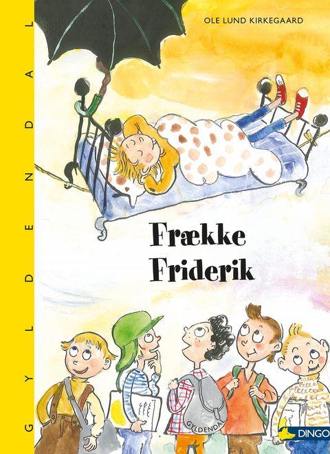 Frække Friderik - Maneno