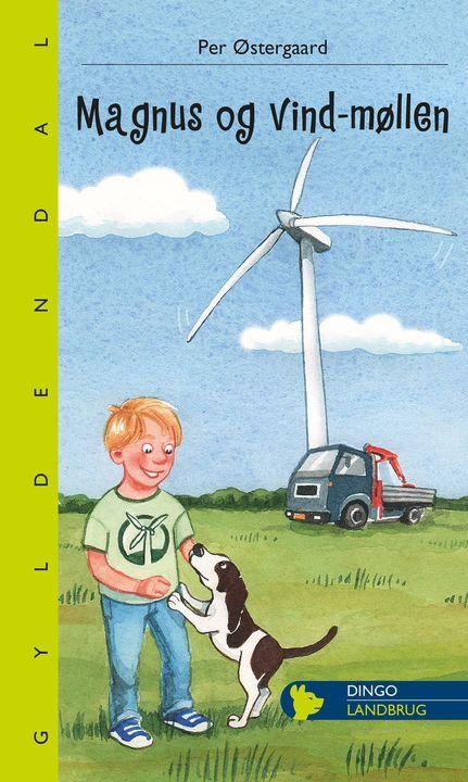 Magnus og vind-møllen - Maneno