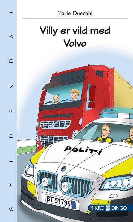 Villy er vild med Volvo - Maneno