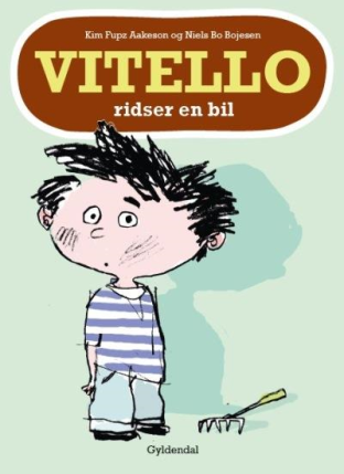 Vitello ridser en bil - Maneno