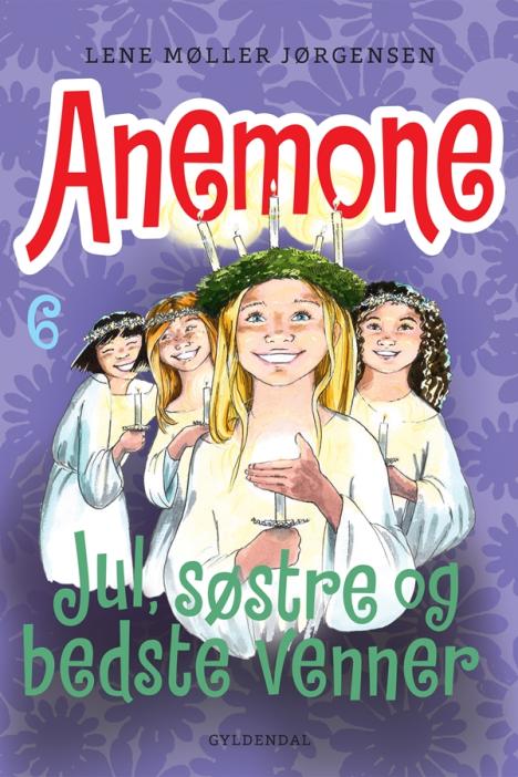 Anemone #6: Jul, søstre og bedste venner - Maneno