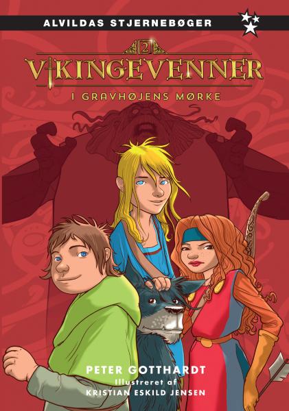 Vikingevenner 2: Gravhøjens mørke - Maneno