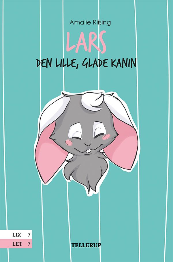 Lars den lille, glade kanin - Maneno