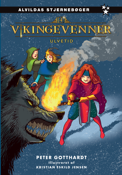 Vikingevenner 4: Ulvetid - Maneno