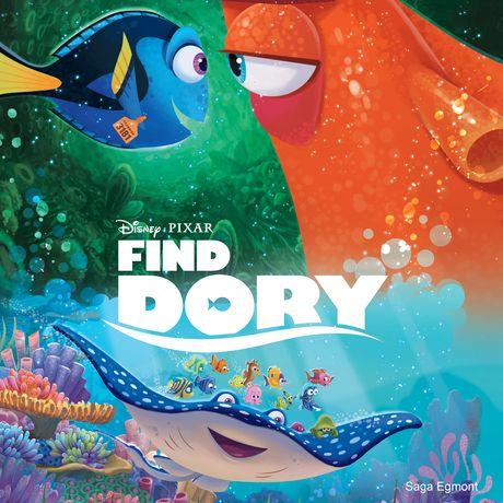 Find Dory - Maneno