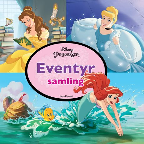 Disneyprinsesser: Eventyrsamling - Maneno