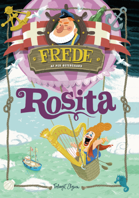 Frede 4: Rosita - Maneno