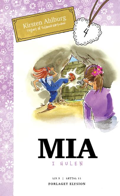 Mia 4: I hulen - Maneno