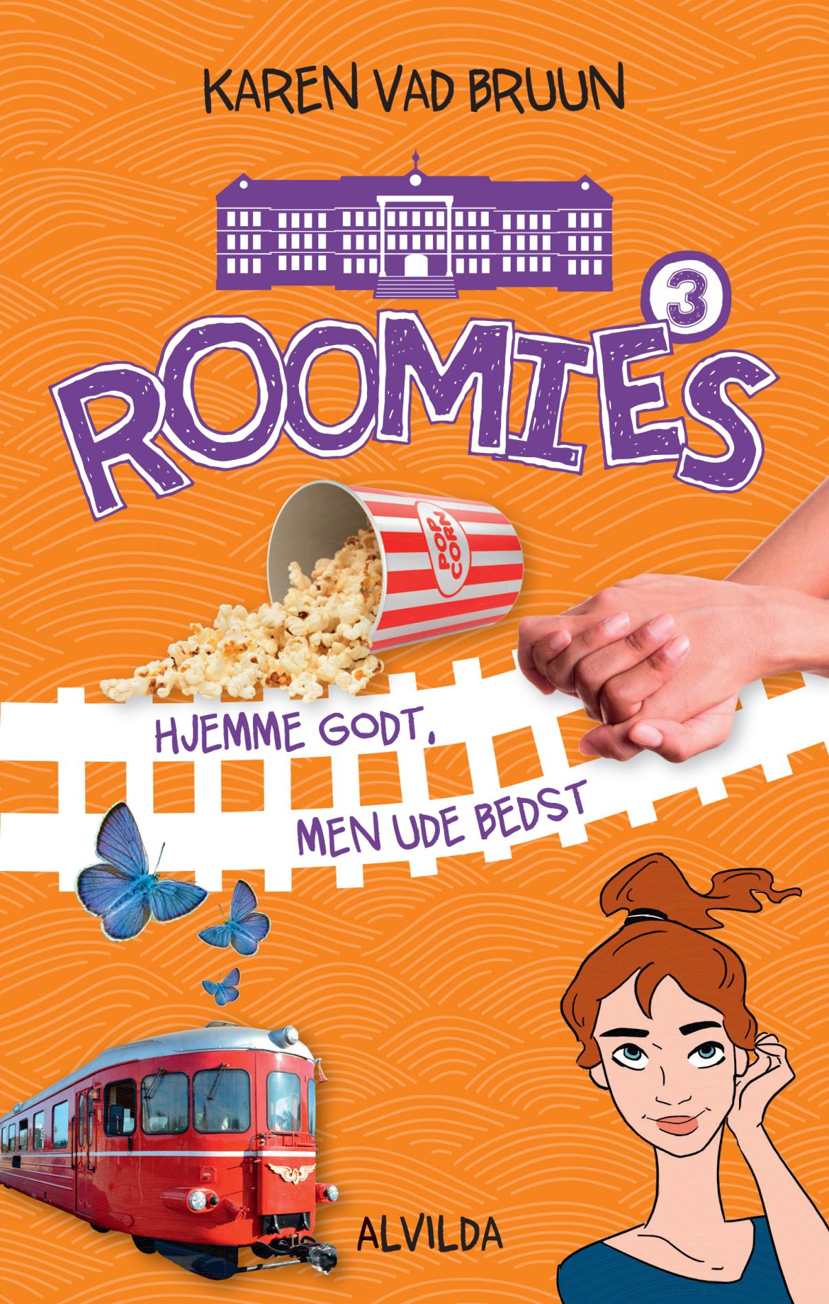 Roomies #3: Hjemme godt, men ude bedst - Maneno - 10896