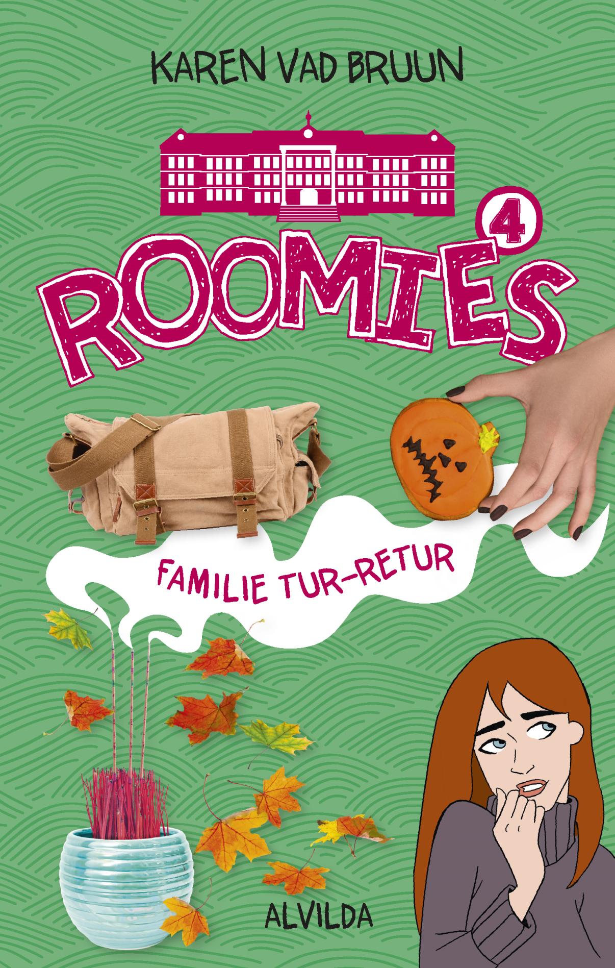 Roomies #4: Familie tur-retur - Maneno - 10898