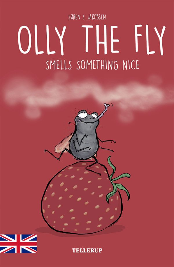 Olly the Fly #1: Olly the Fly Smells Something Nice - Maneno