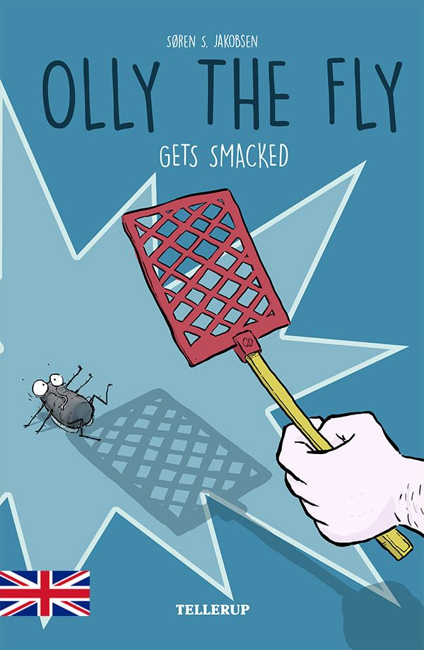 Olly the Fly #2: Olly the Fly Gets Smacked - Maneno