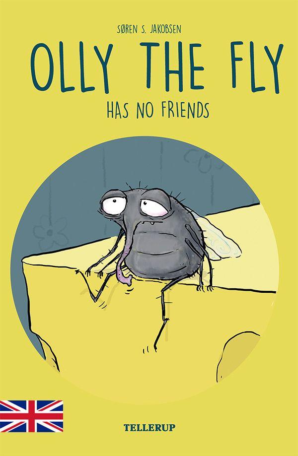 Olly the Fly #3: Olly the Fly Has No Friends - Maneno