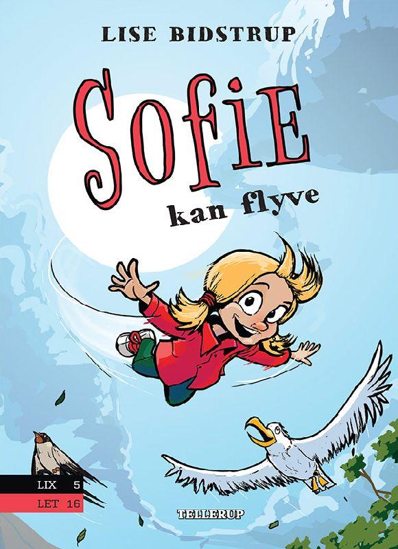 Sofie #3: Sofie kan flyve - Maneno