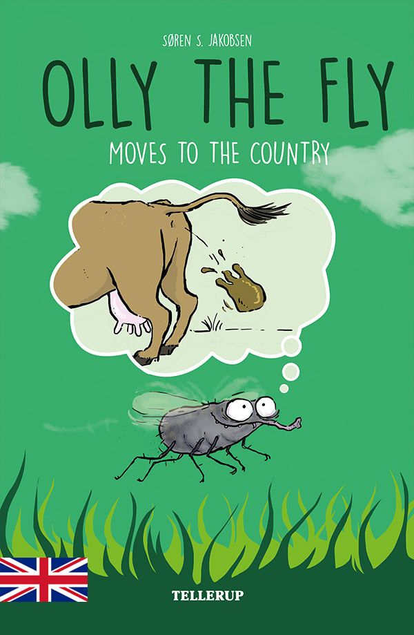 Olly the Fly #5: Olly the Fly Moves to the Country - Maneno