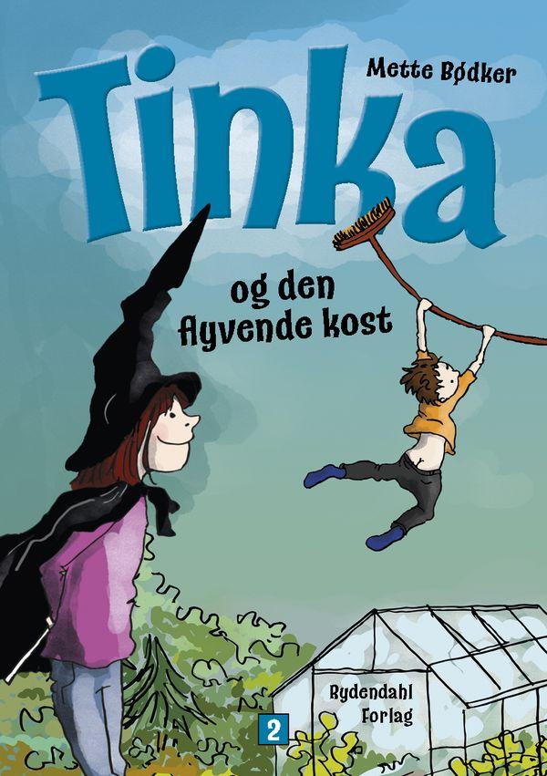 Tinka og den flyvende kost  - Maneno