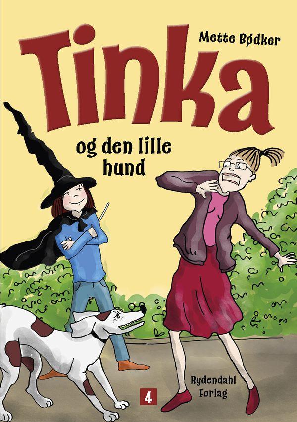 Tinka og den lille hund - Maneno