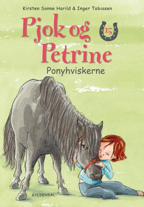 Pjok og Petrine 15 - Ponyhviskerne - Maneno