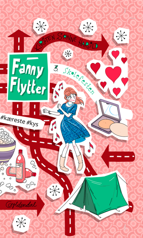 Fanny flytter #3: Skolefesten - Maneno