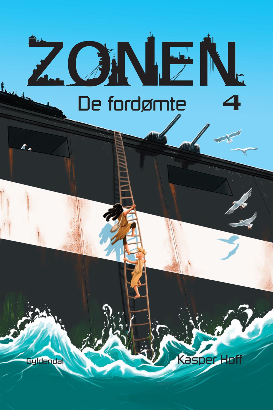 Zonen #4: De fordømte - Maneno