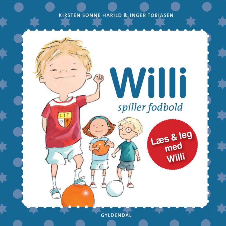 Willi spiller fodbold - Maneno
