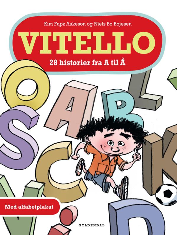 Vitello. 28 historier fra A til Å - Lyt&Læs - Maneno