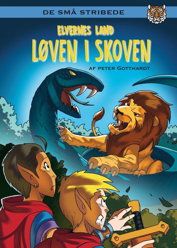 Elvernes land #2: Løven i skoven - Maneno